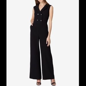 Tahari Double Breasted Jumpsuit NWT